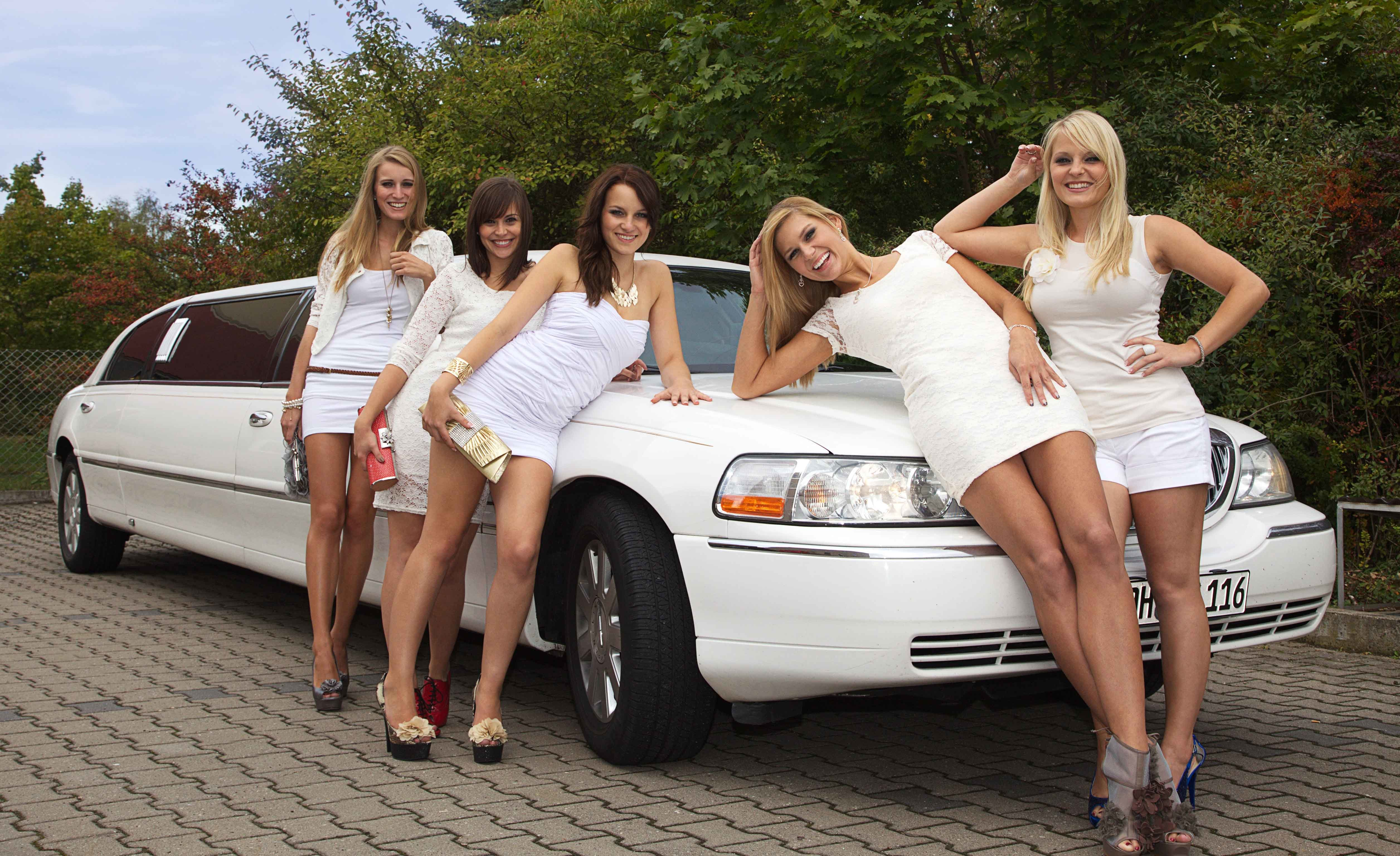 bachelorette limo dallas fort worth