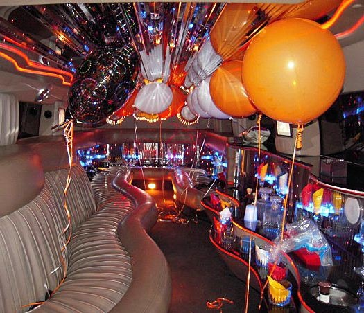 Birthday Limo Party Bus Dallas Fort Worth DFW