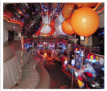 Limo Dallas Fort Worth Party Bus