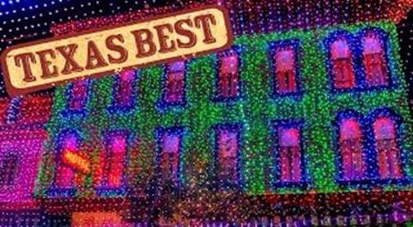 Holiday Christmas Lights Limo Tour Destinations Dallas Fort Worth DFW