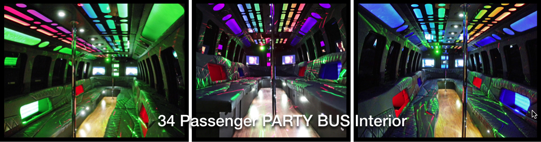 Affordable Prom Limo & Party Bus Options DFW Dallas Fort Worth