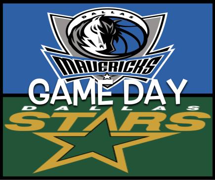Dallas Stars Mavericks AAC Transportation