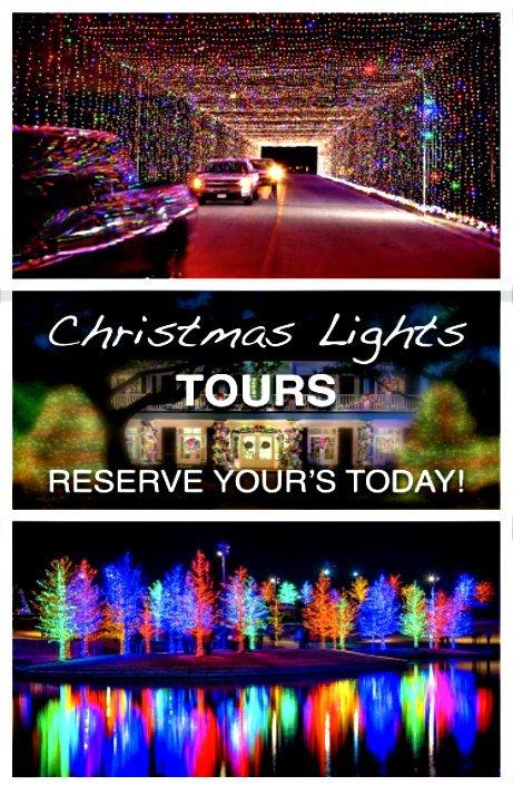 Holiday Christmas Lights Tour