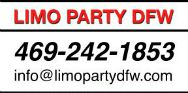 Limo Party DFW Logo