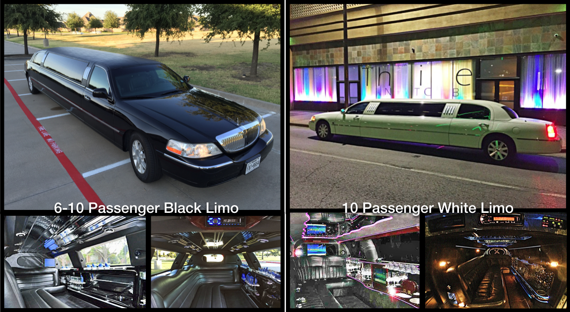 Prom Limo Cheap DFW Dallas Fort Worth