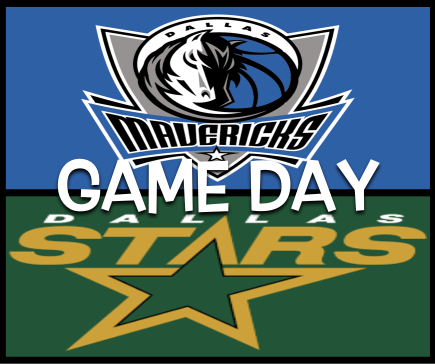 Dallas Stars Mavericks AAC Transportation