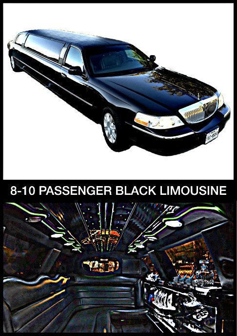 Limousine Limo Black