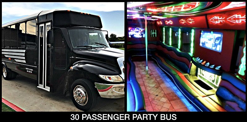 Party Bus Limo Bus