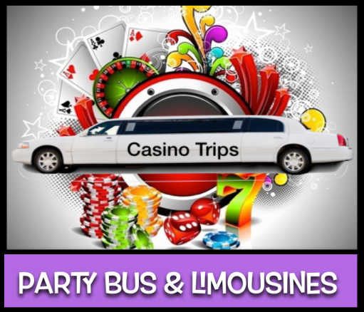 Casino Trips Winstar Limo Party Bus